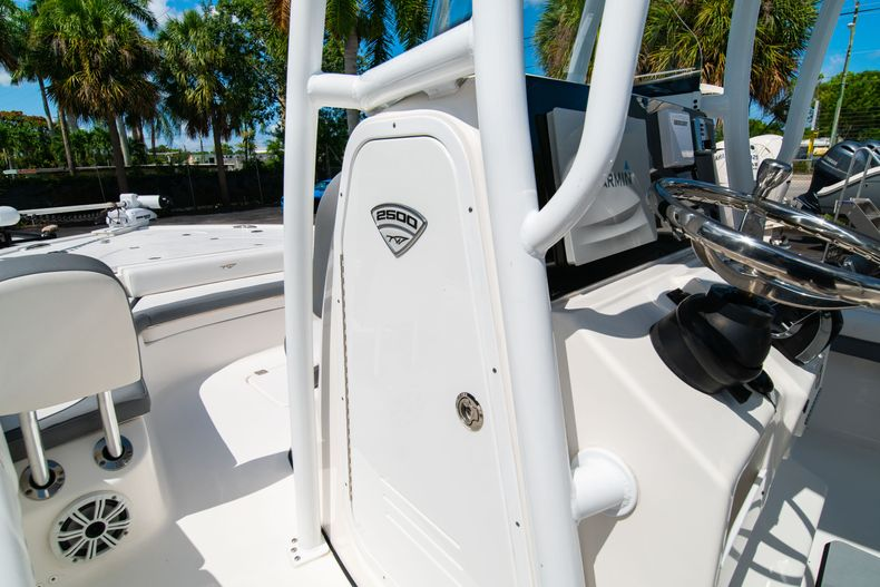 Thumbnail 39 for Used 2017 Tidewater 2500 Carolina Bay boat for sale in West Palm Beach, FL