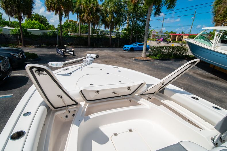 Thumbnail 46 for Used 2017 Tidewater 2500 Carolina Bay boat for sale in West Palm Beach, FL