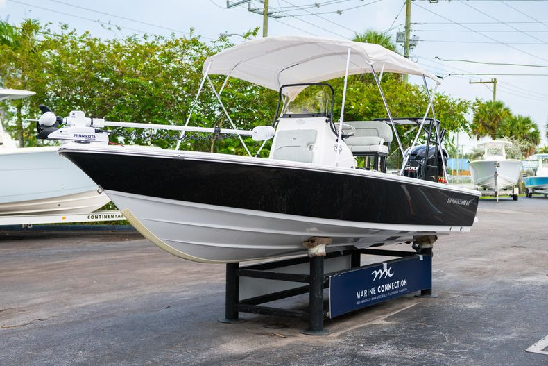 Thumbnail 4 for Used 2019 Sportsman Tournament 214 Bay Boat boat for sale in West Palm Beach, FL