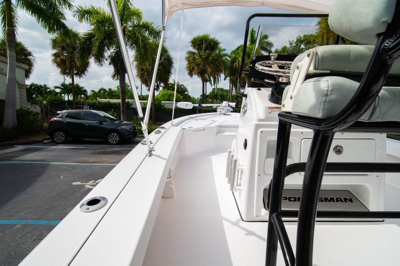 Thumbnail 24 for Used 2019 Sportsman Tournament 214 Bay Boat boat for sale in West Palm Beach, FL