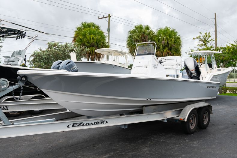 Thumbnail 0 for New 2021 Sportsman Tournament 214 Bay Boat boat for sale in Stuart, FL