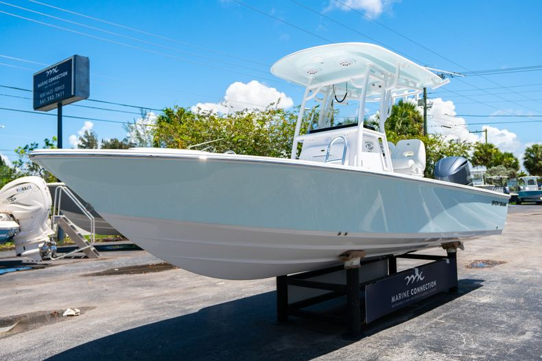 Thumbnail 3 for New 2021 Sportsman Masters 247 Bay Boat boat for sale in West Palm Beach, FL
