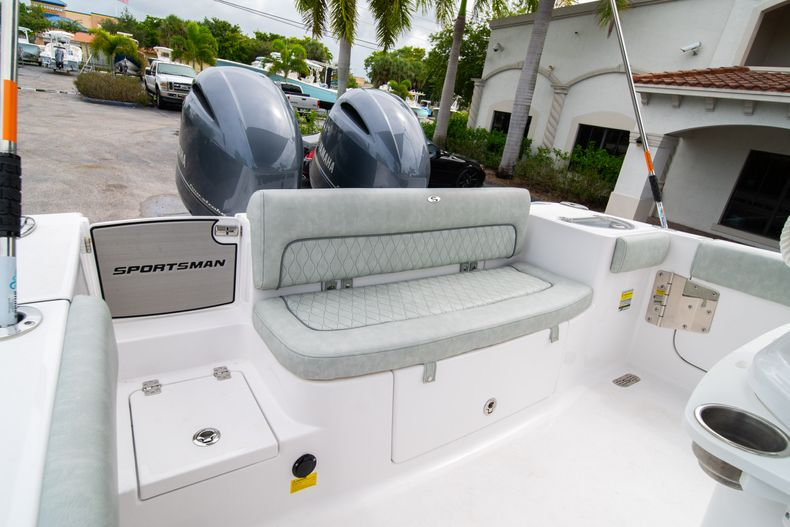 Thumbnail 14 for Used 2020 Sportsman Heritage 251 Center Console boat for sale in West Palm Beach, FL