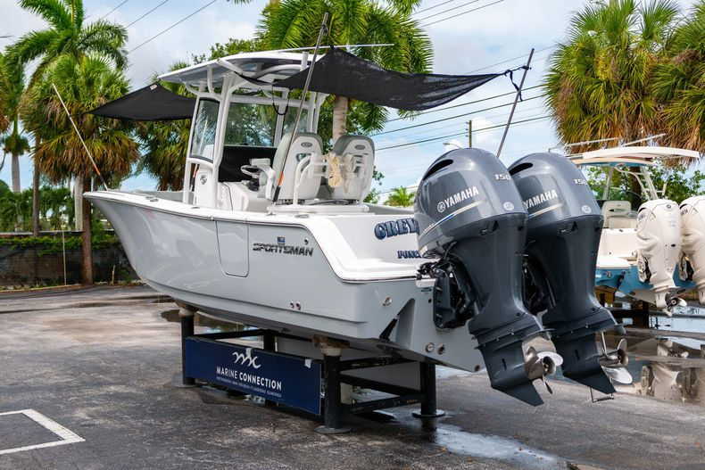 Thumbnail 7 for Used 2020 Sportsman Heritage 251 Center Console boat for sale in West Palm Beach, FL