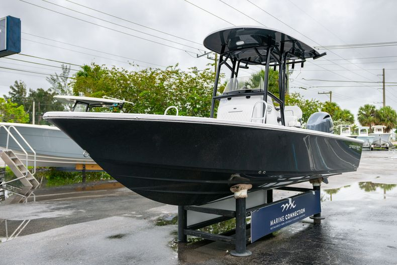 Thumbnail 3 for New 2021 Sportsman Masters 227 Bay Boat boat for sale in West Palm Beach, FL