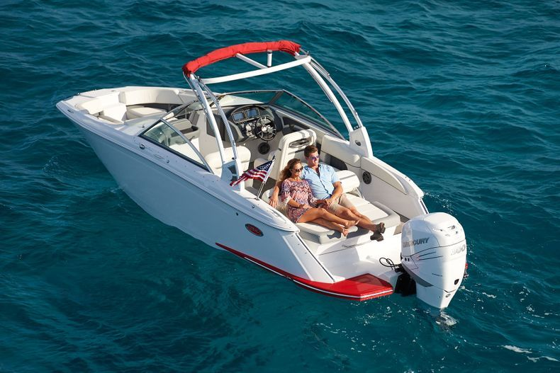 Thumbnail 7 for New 2021 Cobalt 25SC boat for sale in West Palm Beach, FL