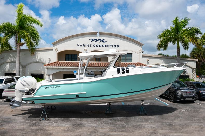 Used 2020 Belzona 32 Walk Around boat for sale in West Palm Beach, FL