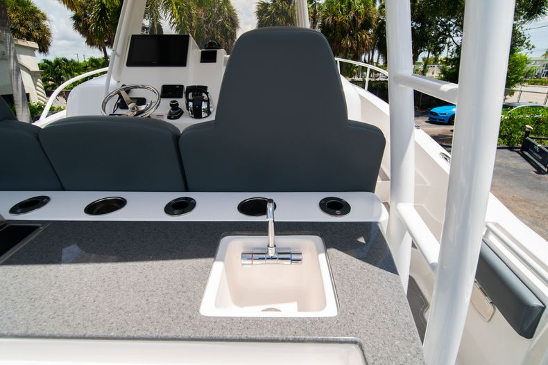 Thumbnail 28 for Used 2020 Belzona 32 Walk Around boat for sale in West Palm Beach, FL