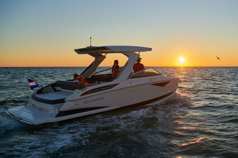 Thumbnail 4 for New 2021 Cobalt A29 boat for sale in West Palm Beach, FL