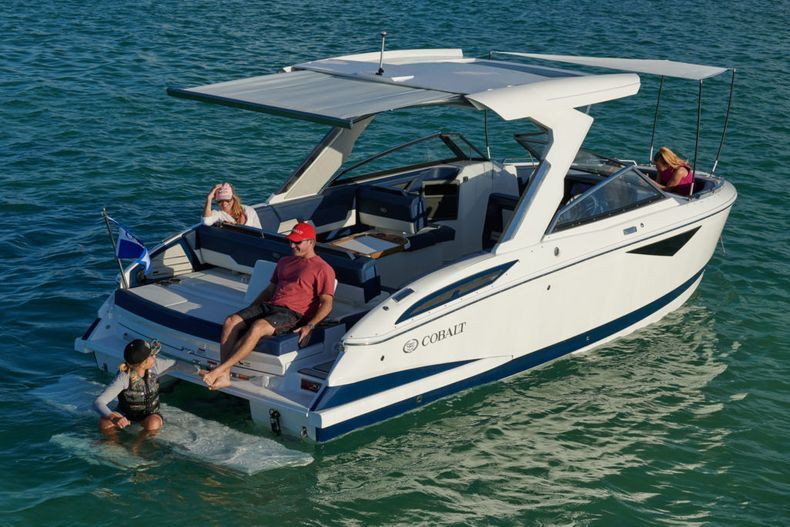 Thumbnail 5 for New 2021 Cobalt A29 boat for sale in West Palm Beach, FL