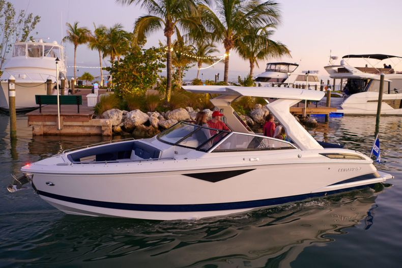 Thumbnail 1 for New 2021 Cobalt A29 boat for sale in West Palm Beach, FL