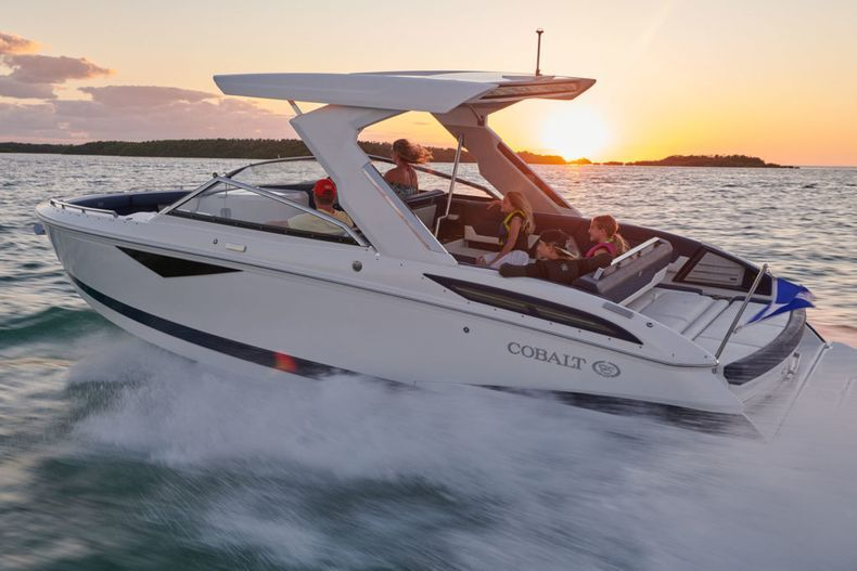 Thumbnail 3 for New 2021 Cobalt A29 boat for sale in West Palm Beach, FL