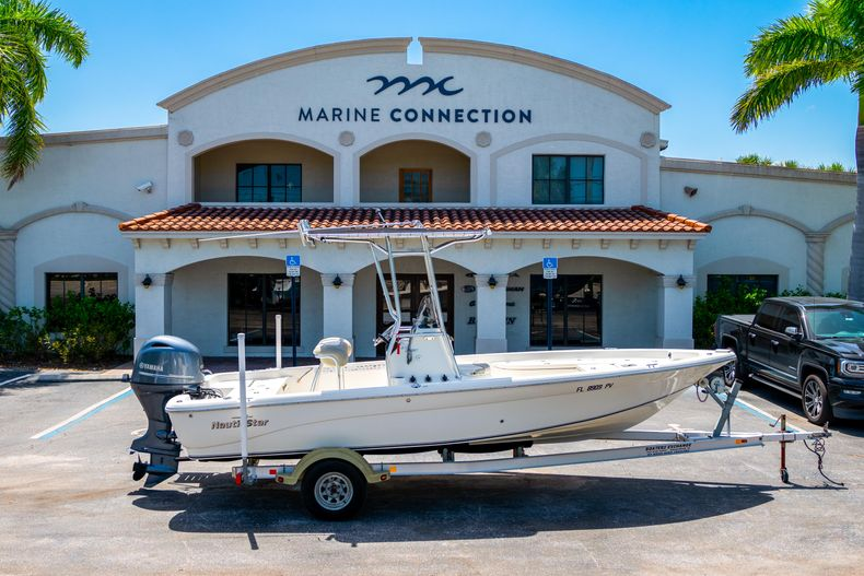 Used 2015 NauticStar 2110 Sport boat for sale in West Palm Beach, FL