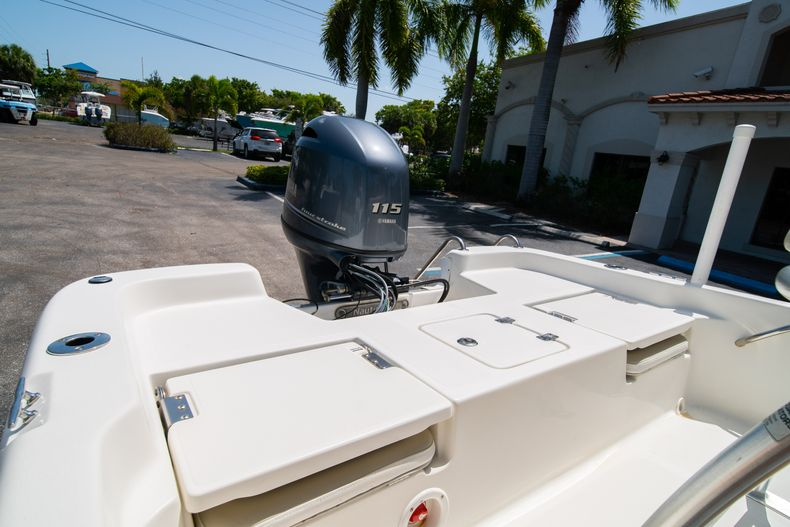 Thumbnail 13 for Used 2015 NauticStar 2110 Sport boat for sale in West Palm Beach, FL