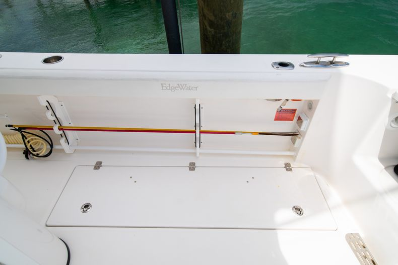 Thumbnail 26 for Used 2018 Edgewater 370CC boat for sale in West Palm Beach, FL