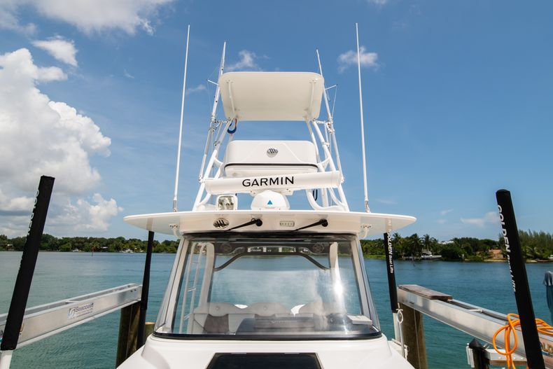 Thumbnail 59 for Used 2018 Edgewater 370CC boat for sale in West Palm Beach, FL