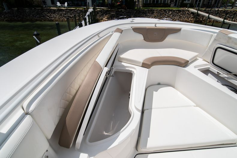 Thumbnail 57 for Used 2018 Edgewater 370CC boat for sale in West Palm Beach, FL
