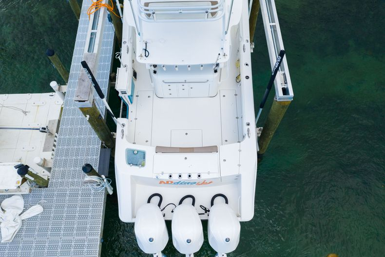Thumbnail 11 for Used 2018 Edgewater 370CC boat for sale in West Palm Beach, FL