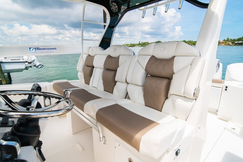 Thumbnail 44 for Used 2018 Edgewater 370CC boat for sale in West Palm Beach, FL