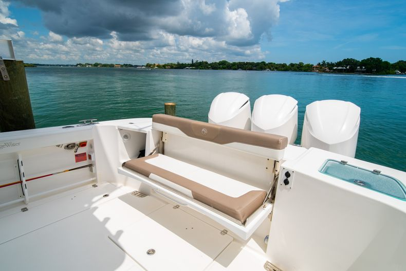 Thumbnail 21 for Used 2018 Edgewater 370CC boat for sale in West Palm Beach, FL