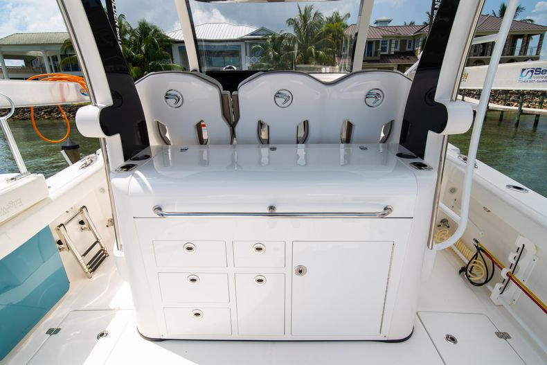 Thumbnail 29 for Used 2018 Edgewater 370CC boat for sale in West Palm Beach, FL