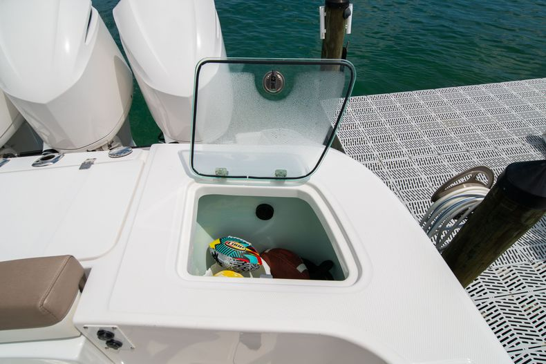 Thumbnail 23 for Used 2018 Edgewater 370CC boat for sale in West Palm Beach, FL
