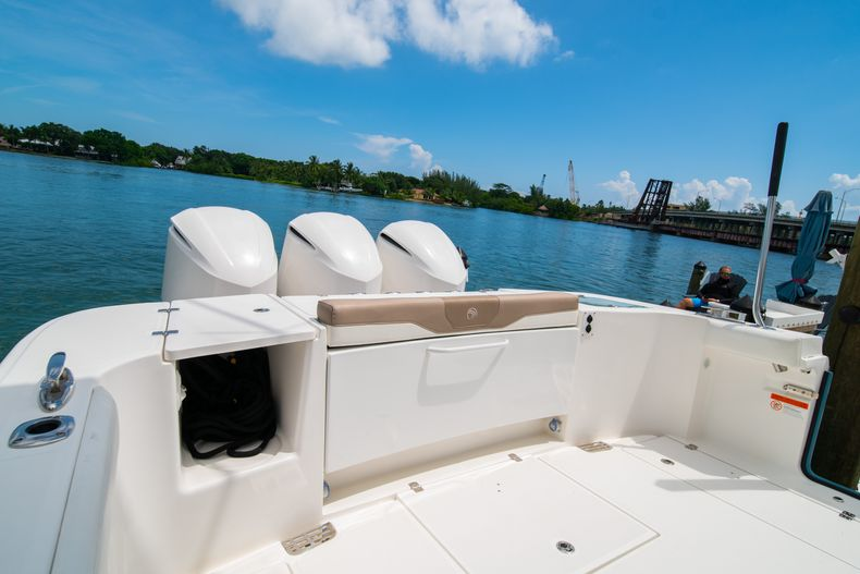 Thumbnail 16 for Used 2018 Edgewater 370CC boat for sale in West Palm Beach, FL