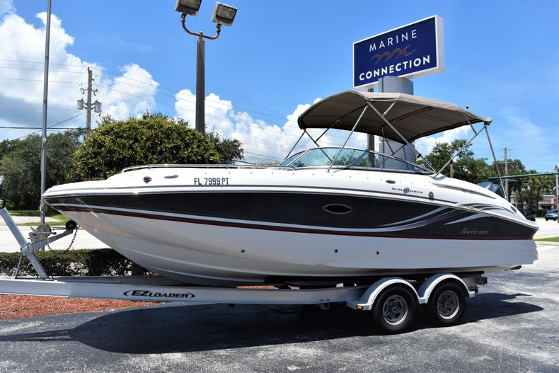 Photo for 2014 Hurricane SunDeck SD 2400 OB