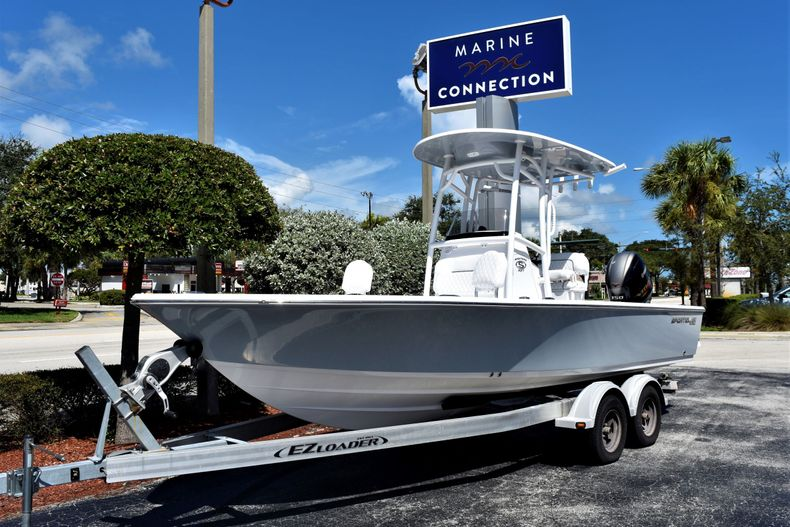 Thumbnail 1 for New 2021 Sportsman Masters 227 Bay Boat boat for sale in Vero Beach, FL