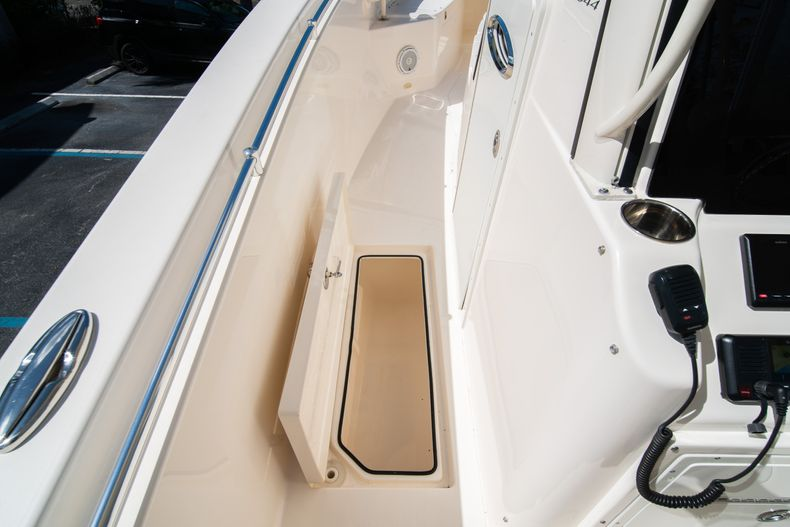 Thumbnail 56 for Used 2019 Cobia 344 Center Console boat for sale in West Palm Beach, FL