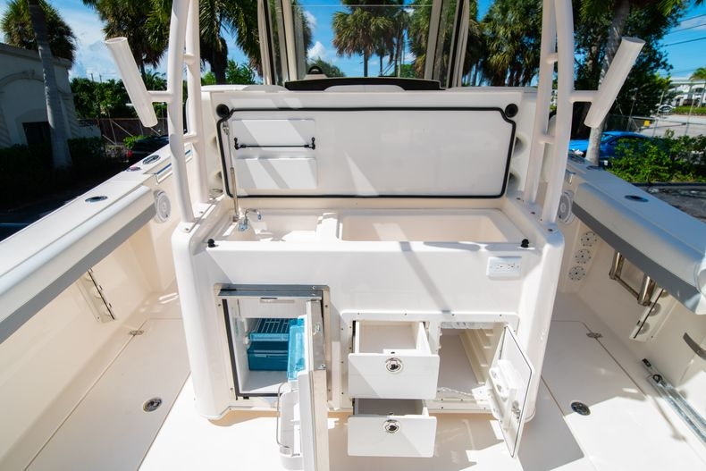 Thumbnail 30 for Used 2019 Cobia 344 Center Console boat for sale in West Palm Beach, FL