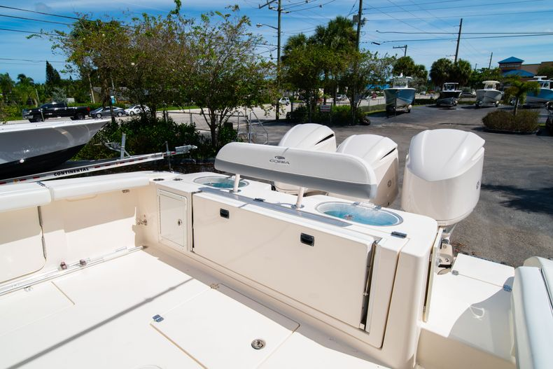 Thumbnail 18 for Used 2019 Cobia 344 Center Console boat for sale in West Palm Beach, FL