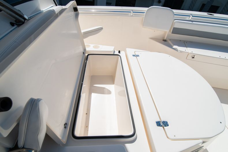 Thumbnail 64 for Used 2019 Cobia 344 Center Console boat for sale in West Palm Beach, FL