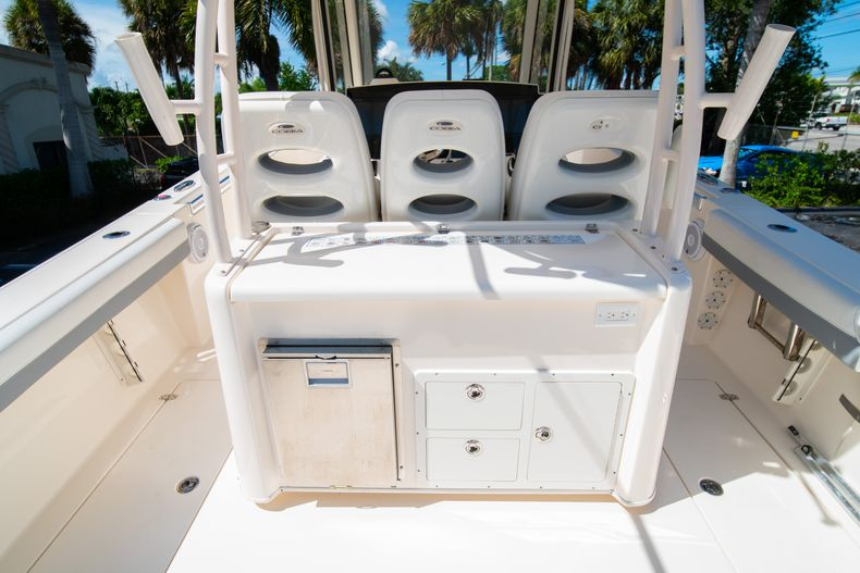Thumbnail 29 for Used 2019 Cobia 344 Center Console boat for sale in West Palm Beach, FL