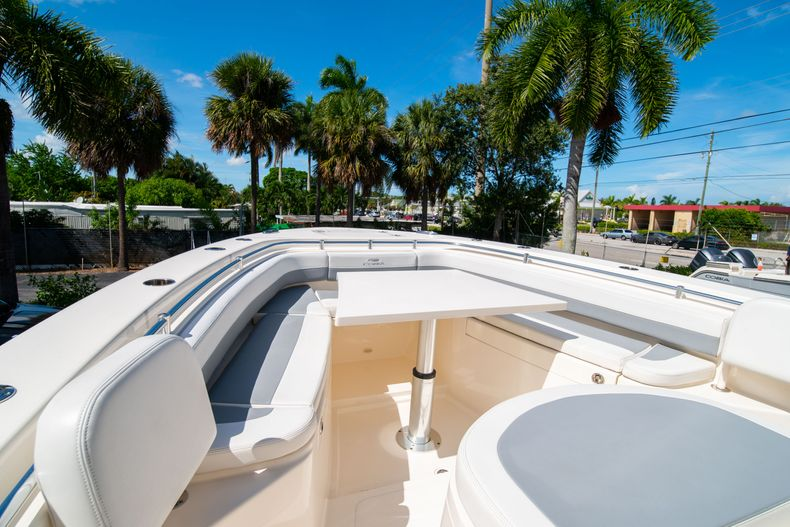 Thumbnail 59 for Used 2019 Cobia 344 Center Console boat for sale in West Palm Beach, FL