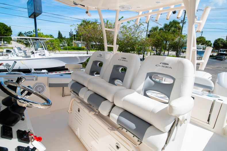 Thumbnail 46 for Used 2019 Cobia 344 Center Console boat for sale in West Palm Beach, FL