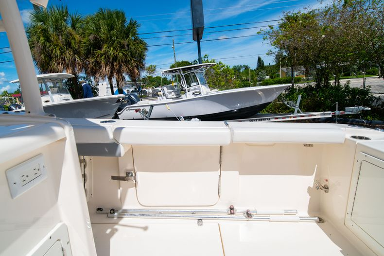 Thumbnail 24 for Used 2019 Cobia 344 Center Console boat for sale in West Palm Beach, FL