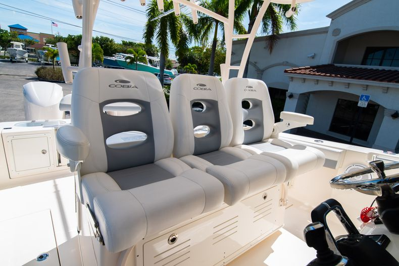 Thumbnail 45 for Used 2019 Cobia 344 Center Console boat for sale in West Palm Beach, FL