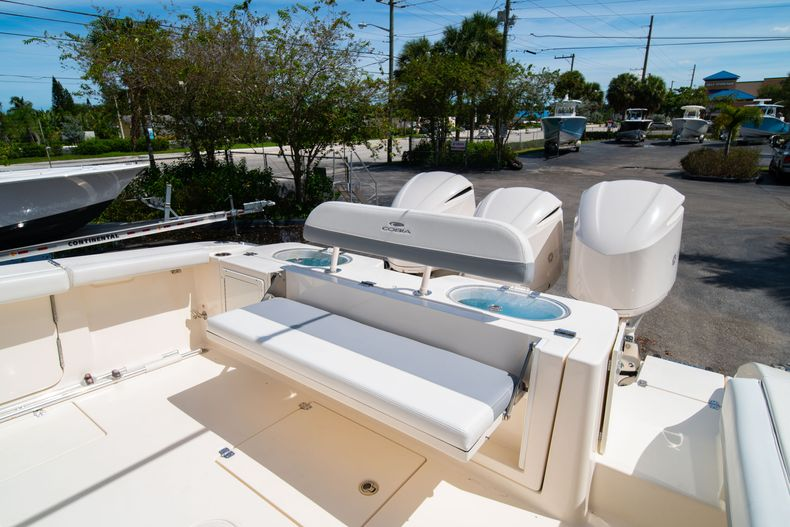 Thumbnail 19 for Used 2019 Cobia 344 Center Console boat for sale in West Palm Beach, FL
