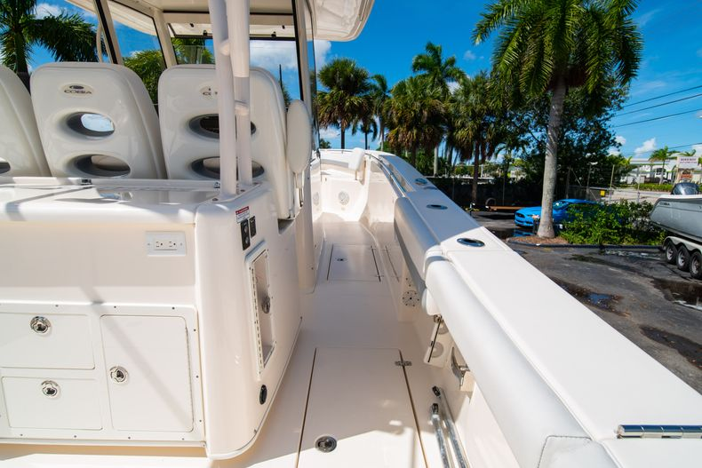 Thumbnail 23 for Used 2019 Cobia 344 Center Console boat for sale in West Palm Beach, FL