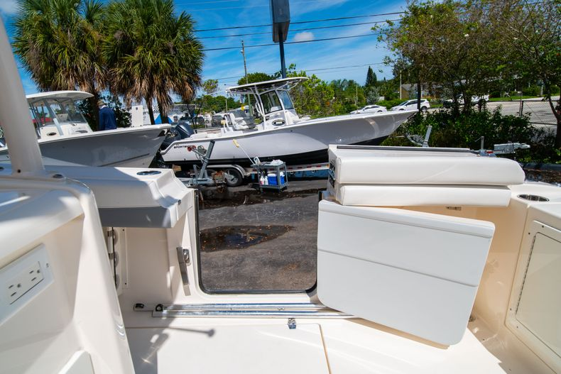 Thumbnail 25 for Used 2019 Cobia 344 Center Console boat for sale in West Palm Beach, FL