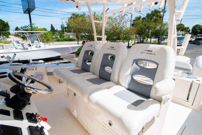 Thumbnail 47 for Used 2019 Cobia 344 Center Console boat for sale in West Palm Beach, FL