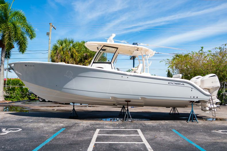Thumbnail 6 for Used 2019 Cobia 344 Center Console boat for sale in West Palm Beach, FL