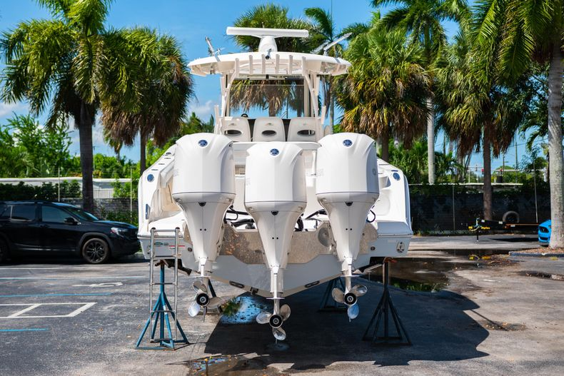 Thumbnail 9 for Used 2019 Cobia 344 Center Console boat for sale in West Palm Beach, FL