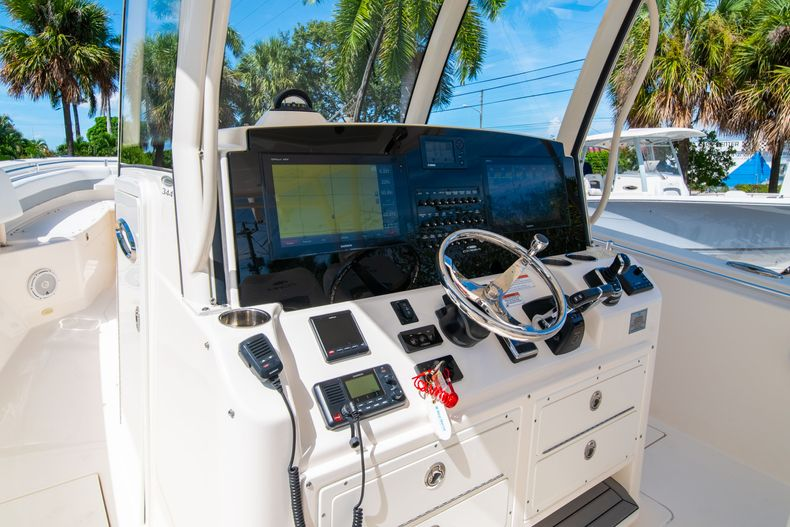 Thumbnail 43 for Used 2019 Cobia 344 Center Console boat for sale in West Palm Beach, FL
