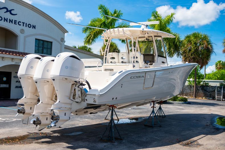 Thumbnail 10 for Used 2019 Cobia 344 Center Console boat for sale in West Palm Beach, FL