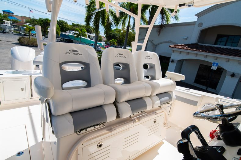 Thumbnail 44 for Used 2019 Cobia 344 Center Console boat for sale in West Palm Beach, FL