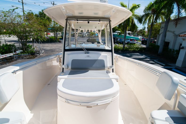 Thumbnail 65 for Used 2019 Cobia 344 Center Console boat for sale in West Palm Beach, FL