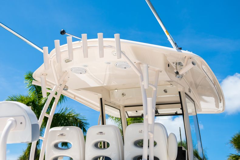 Thumbnail 12 for Used 2019 Cobia 344 Center Console boat for sale in West Palm Beach, FL