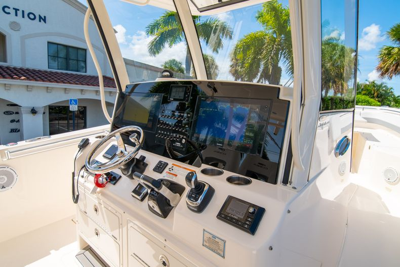 Thumbnail 34 for Used 2019 Cobia 344 Center Console boat for sale in West Palm Beach, FL